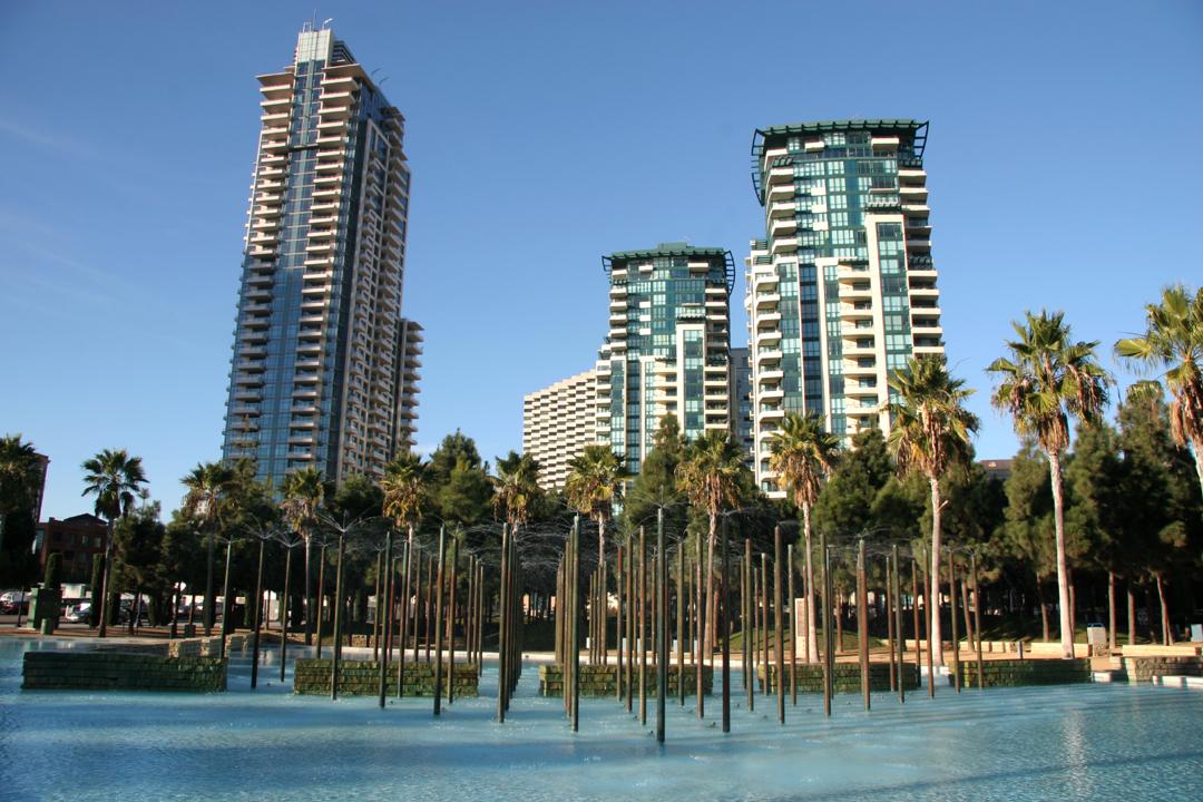 Marina District Highrises