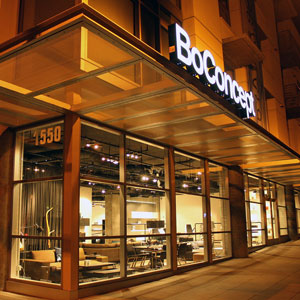 BoConcept Downtown San Diego Location