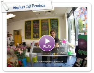 "A Produce Market with OPTIONS! ""Thank You"" Market 32 Produce for a Great Contribution to The Neighborhood!"