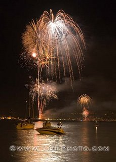 4th of July Celebration with the Famous Firework Event in San Diego