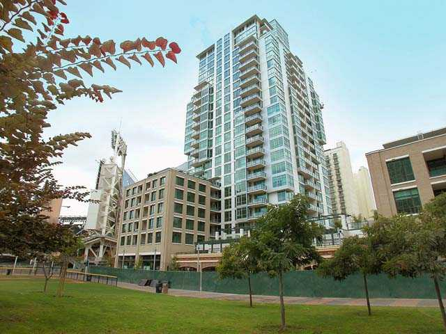"HOA Included in Reduced Prices – ""The Legend"" in the Ballpark/East Village District in Downtown San Diego 92101!!"