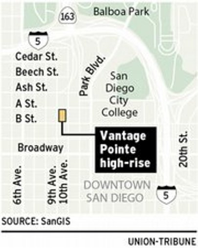 A New Plan for Survival at the Vantage Pointe in the East Village District in Downtown San Diego!!