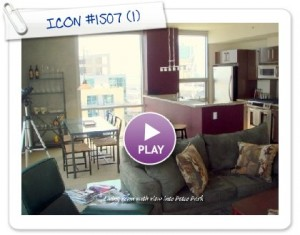 Want to Become a Downtown San Diego Condo Renter in ICON in The East Village/Ballpark District. Check This Out!