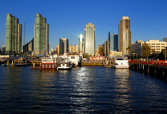 Labor Day 2009 - Things to do in Downtown San Diego!!