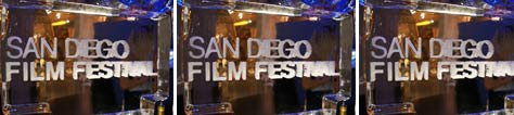 San Diego Film Festival in the Gaslamp District in Downtown San Diego 2009!
