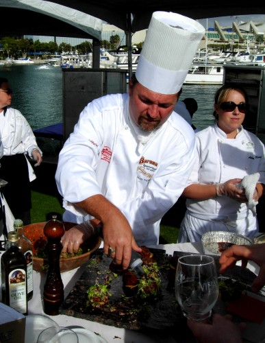 """San Diego Bay Wine and Food Festival"" in Downtown San Diego 2010 – Calls for Artists!"