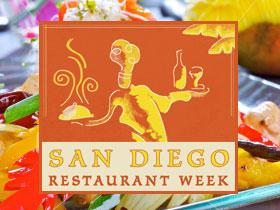 San Diego Restaurant Week in Downtown San Diego is Back!