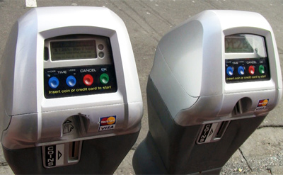 Easy Parking with Popular High-Tech Parking Meters in Downtown San Diego!