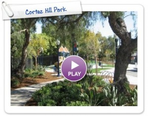 """Newly Opened Park """"Cortez Hill Park"""" in the Cortez Hill District in Downtown San Diego!"""