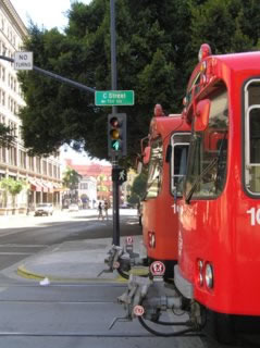 C Street Master Plan - Improvements in the Columbia District in Downtown San Diego!