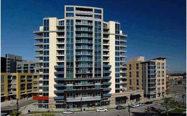 Affordable Downtown San Diego Condos in Park Terrace located in the East Village/Ballpark District!