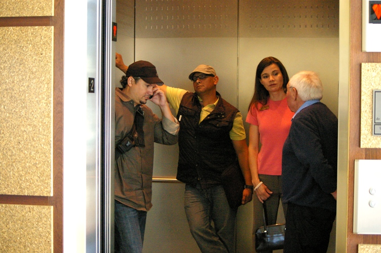 Elevator Etiquette – Are There Rules on How to Behave in an Elevator?