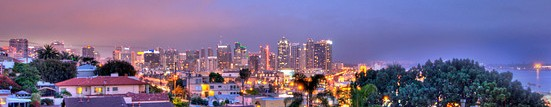 Featured Property: Bankers Hill Condo with Stunning Panoramic Views over Downtown San Diego
