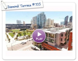 Play Ball! Spacious Diamond Terrace Condo in The East Village/Ballpark District Next to Petco Park Available For Rent
