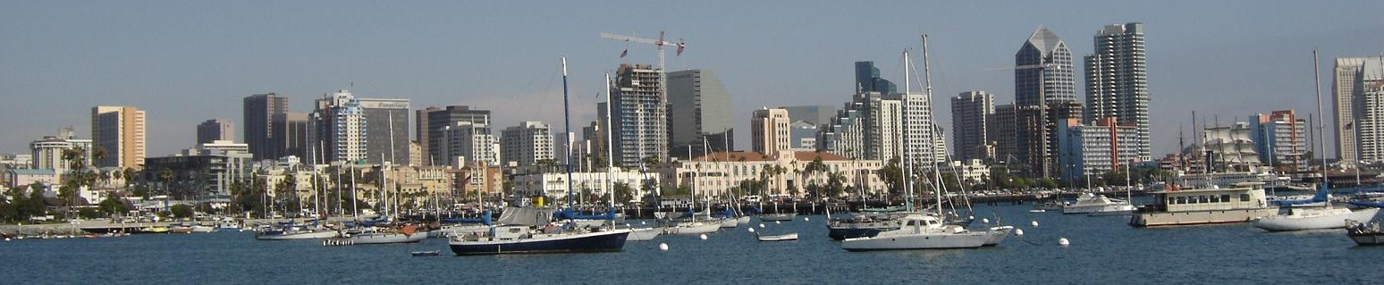San Diego - The 8th Largets City in The Nation
