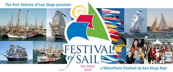 A Waterfront Festival on San Diego Bay