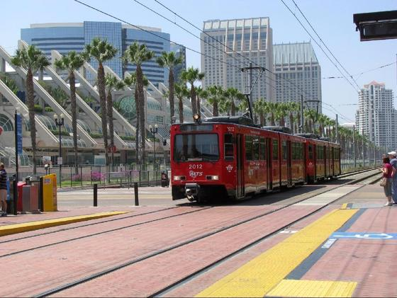 Facelift For Downtown San Diego Trolley
