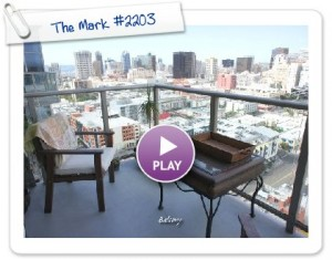 "Luxury Condo for Rent at ""The Mark"" With Panoramic Urban Views"