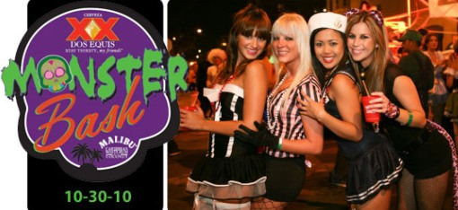 Monster Bash in Downtown San Diego - Your Halloween Fun - 92101 ...