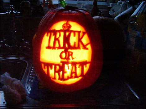 Trick or Treat on India Street
