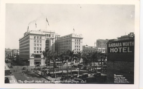 U.S. Grant Hotel in Downtown San Diego Celebrates 100 years