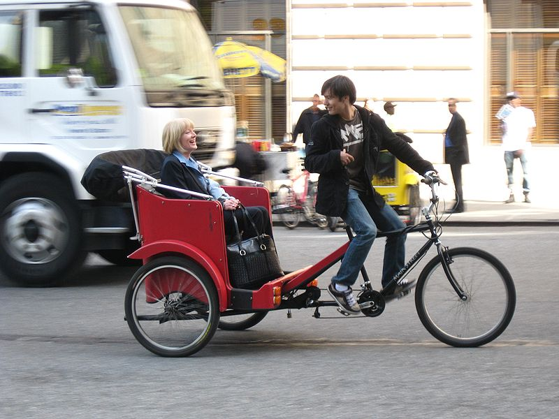 Pedicab Regulations to Come