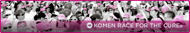 Komen Race For The Cure - Balboa Park