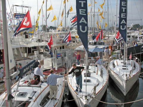 A Bigger, Better & More Intimate Boat Show