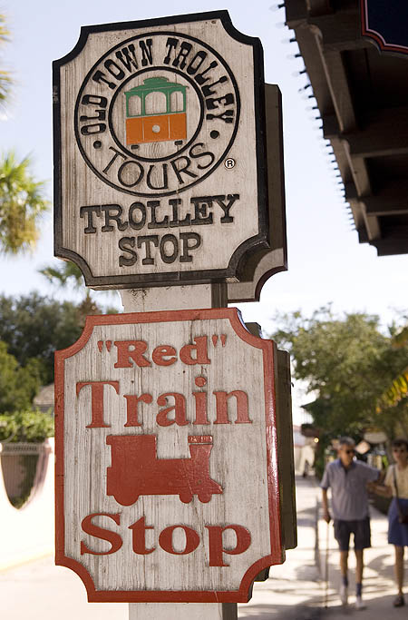 C'Mon…You Know You Want To~Old Town Trolley Tours