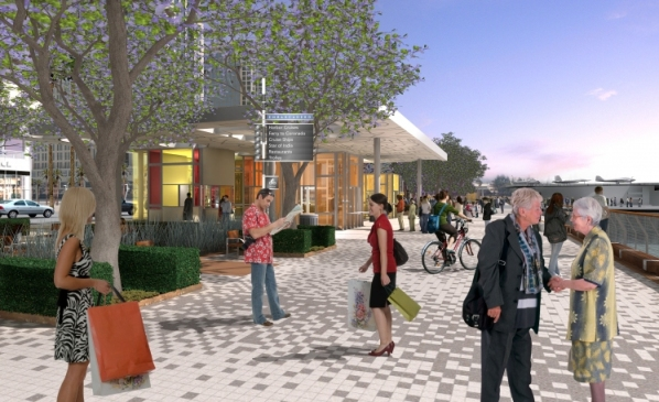 North Visionary Embarcadero Plan Phase 1 is Approved