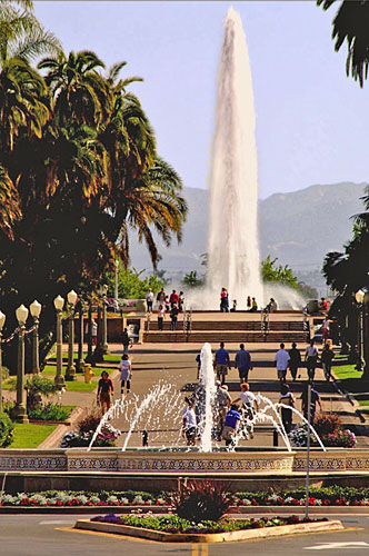Balboa Park in Downtown San Diego may become more pedestrian friendly.