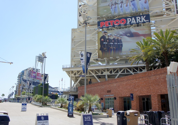 Downtown at Petco Park~Friday, June 3rd