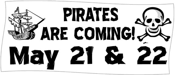 Aaargh…ahoy…Pirate Days in Downtown San Diego