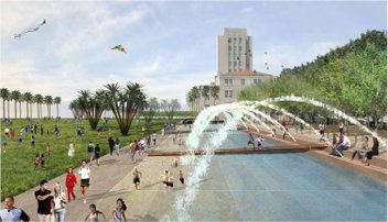 Waterfront Park approved in Downtown San Diego
