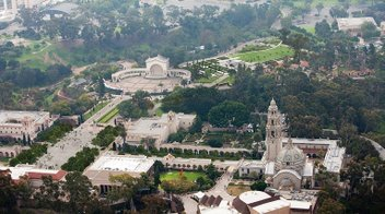 Arguments heat up about the Balboa Park plaza plan