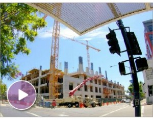 Progess update – New Downtown San Diego Library
