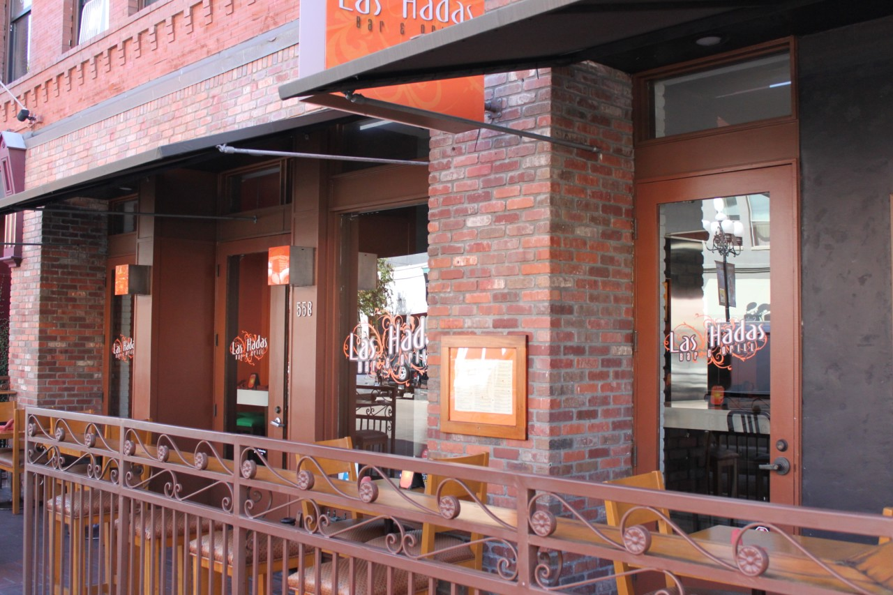 Las Hadas Bar & Grill in the Gaslamp District