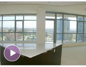 Featured Property – Aria #1102 in the Cortez Hill District in Downtown San Diego