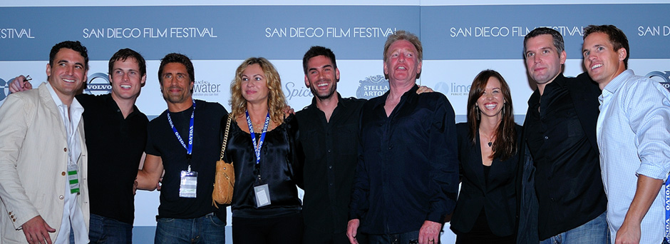San Diego Film Festival in the Gaslamp District - Going on Right Now