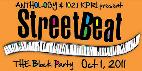 Street Beat Block Party in the Little Italy District