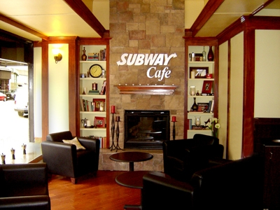 Subway to Open New Cafe Concept