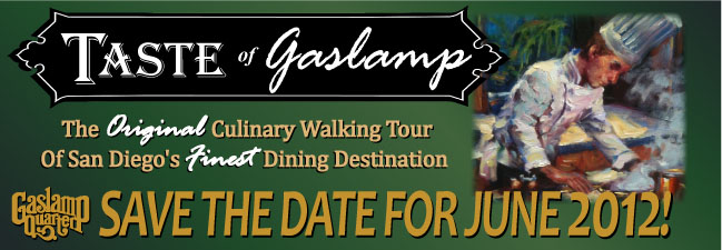 Taste of Gaslamp is Back
