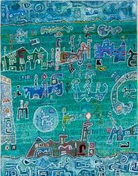 Art in Balboa Park - AFantaastic Voyage