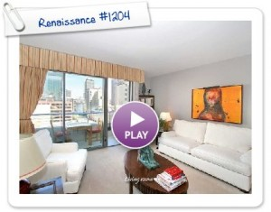 FOR RENT: North Facing Luxury Condo in Renaissance located in the Marina Neighborhood