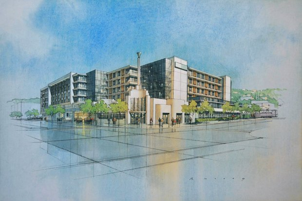 Downtown San Diego Hotel Project Given the Green Light