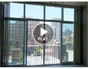 FOR RENT: Loft in Fahrenheit with Views over the East Village/Ballpark Neighborhood