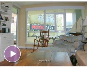 FOR RENT: The Legend Condo with Views into Petco Park