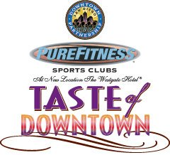 Pure Fitness Taste of Downtown San Diego