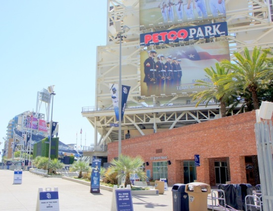 Changes to Petco Park in Downtown San Diego