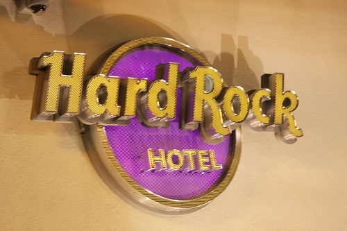 Would you like to own a piece of the Hard Rock Hotel in the Gaslamp District?